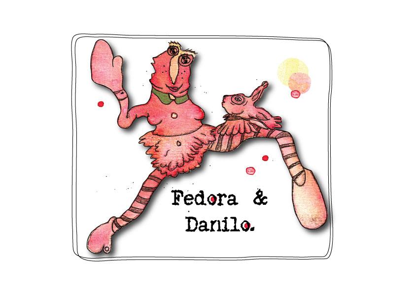 Fedora und Danilo